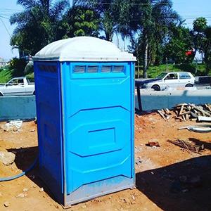 Locação Banheiro Obra