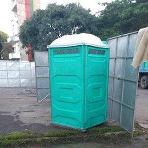 Locação de banheiro químico