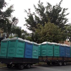 Locação de Sanitário Químico para Obras
