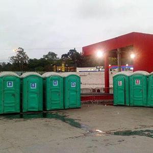 Locação de Sanitário Químico