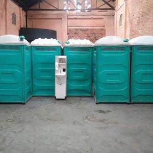 Manutenção de Sanitários Químico
